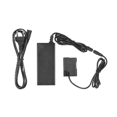 Adaptador de corriente alterna EP-5A DC, cargador de cámara de repuesto para EN-EL14, para Nikon D5100, D5200, D5300, D5500, D5600, D3100, D3200, D3300