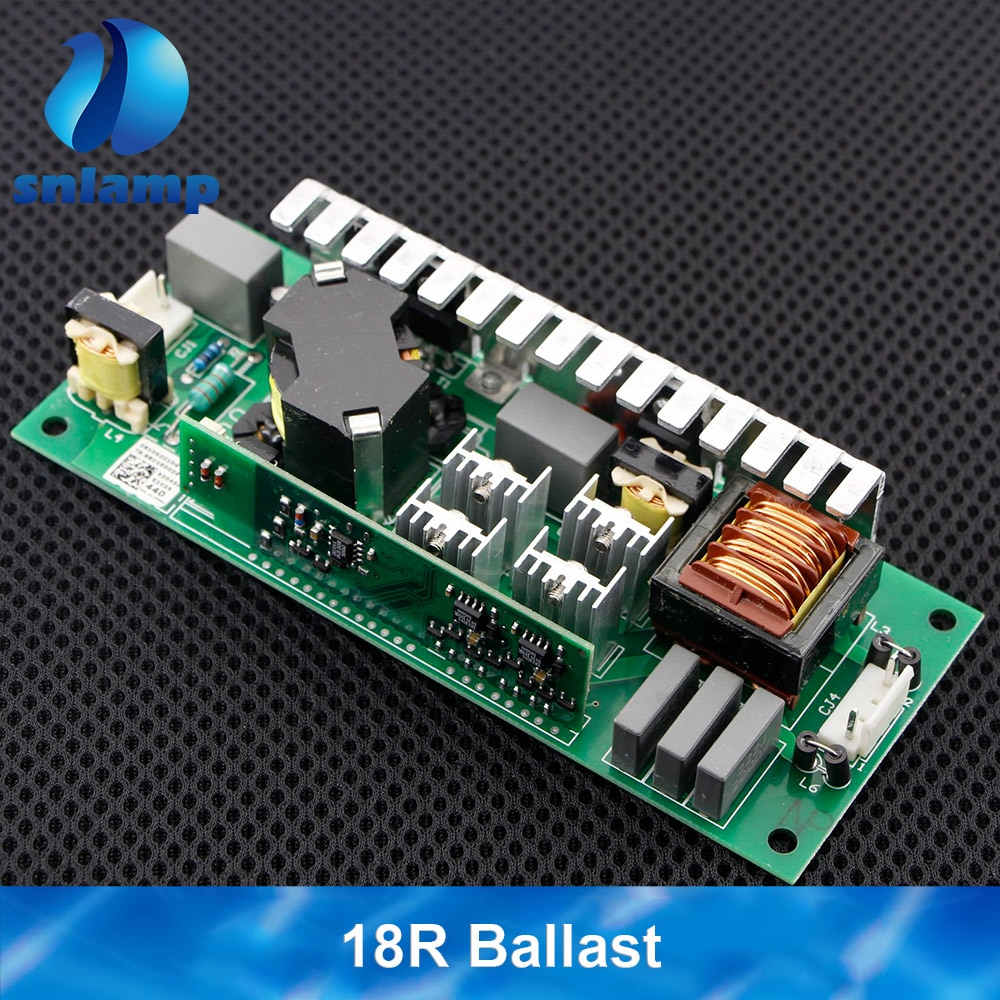 العلامة التجارية جديد 18R 371W الصابورة/امدادات الطاقة ل 18R 371W Sharpy شعاع ضوء مصباح/نقل رئيس بقعة ضوء 18R MSD