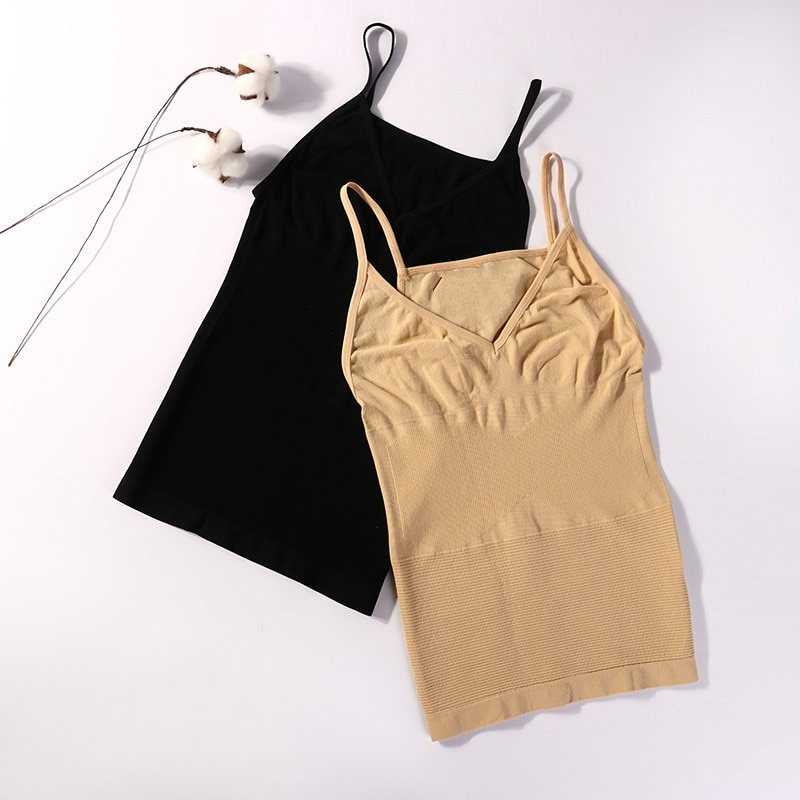 New Vest body shaping body memory sling Shapers Ms body corset top abdomen corset vest Women's Intimates waist trainer shaper