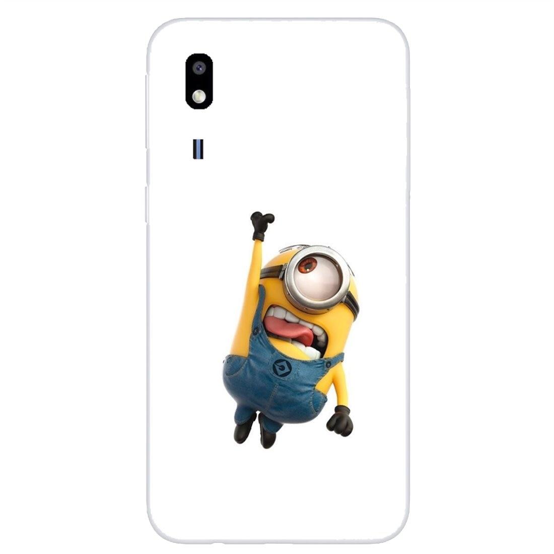 Despreciable Me 3 Minions amarillos comprar caja del teléfono de silicona para Xiaomi Redmi 4A 7A S2 Nota 8 3S 3S 4 4X4 5X5 6 Plus 7 6A Pro teléfono móvil F1