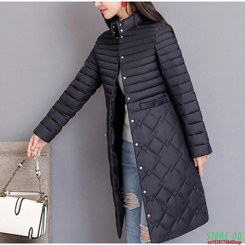 2020 парки женские зимние пальто парки большие размеры 5XL хлопковая куртка парки для женщин Зимняя длинная толстая теплая хлопковая верхняя о...