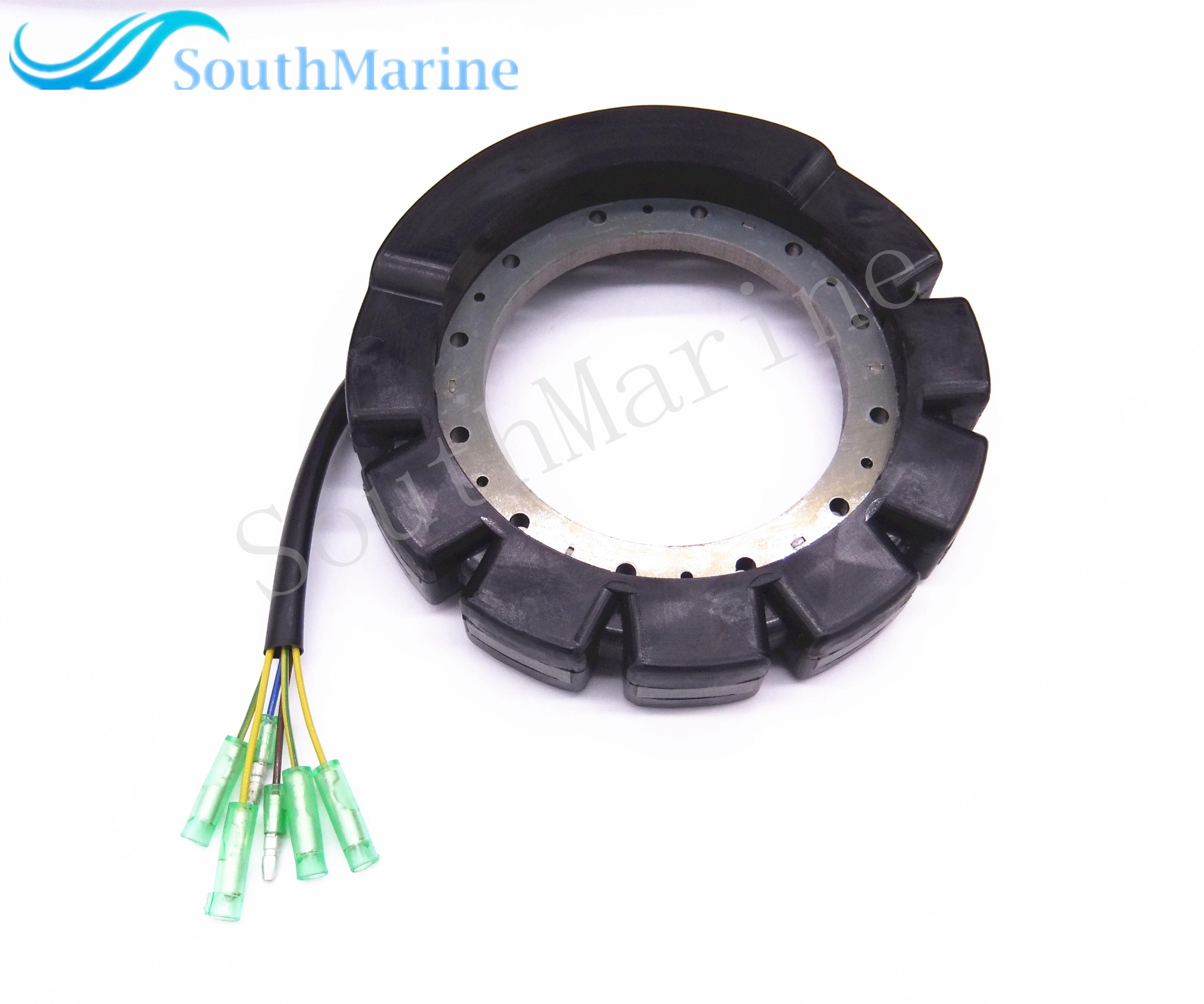 65W-85510-00 65W-85510-10 Stator assy for Yamaha Outboard Engine 4-Stroke F25 F40