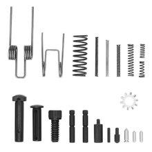 Nouveautés 21 pièces/ensemble AR15 pins 223, 5,56 goupille de retenue à ressort utilitaires pour fusil de précision Ruger 5.56/223