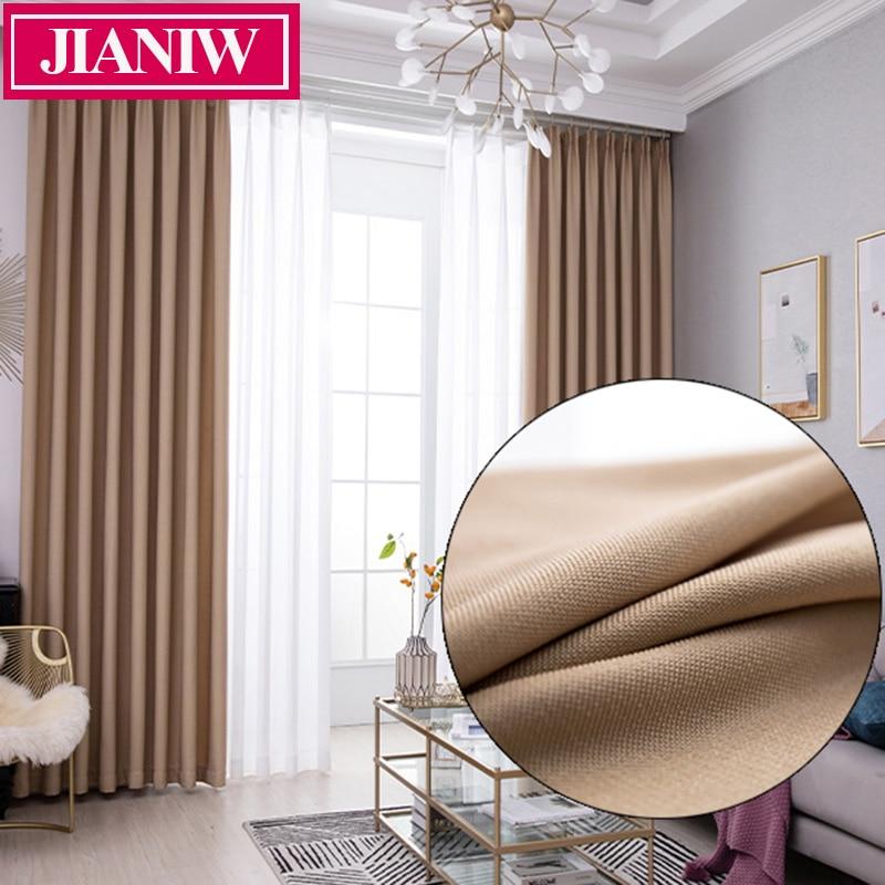 JIANIW, cortinas opacas de imitación de lino para habitación, cortinas para sala de estar, dormitorio, ventana, cortinas, Cortinas de terciopelo, hechas a medida