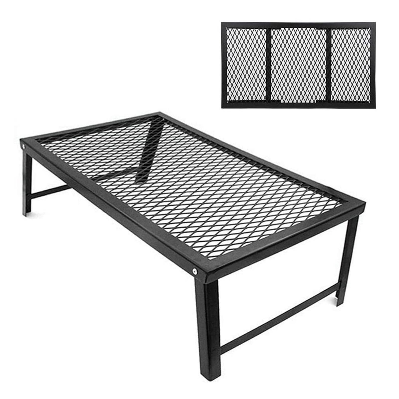 Outdoor barbecue grill barbecue table portable foldable barbecue grill for cooking camping barbecue outdoor