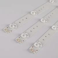 8pieceslot for 43 lcd backlight bar skyworth 43e3000 43e3500 5800 w43001 3p00 02k03177a 3v 100new