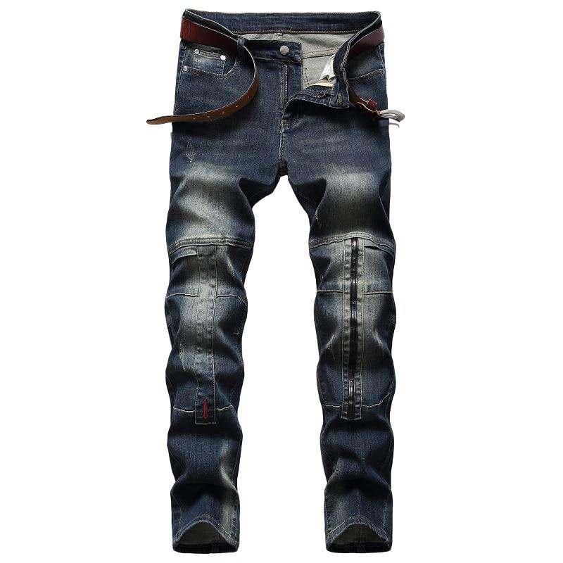 джинсы штаны мужские брюки мужские джинсы для мужчин Новинка 2021, белые разноцветные мотоциклетные джинсы, Мужские Оригинальные модные штан...