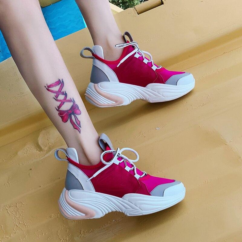 Counter cc France charei, los últimos zapatos deportivos para mujer, zapatos planos informales, la versión más alta, Ola de cuero versátil a la moda