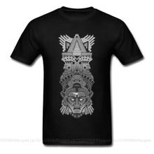 one yona Aztec Indian T-shirts Short Sleeve Faddish Street Tees 100% Cotton Crewneck Youth Tops Family Tshirts Summer Sweatshirt