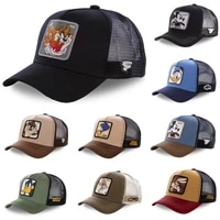 disney taz cartoon cotton baseball cap men women snapback summer dad mesh hat trucker hat