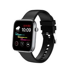 WRWR-reloj inteligente para hombre, accesorio de pulsera resistente al agua IP67 con seguimiento de actividad deportiva, pantalla táctil de 2021 pulgadas, compatible con Android, Apple, Huawei y Xiaomi Redmi, 1,69