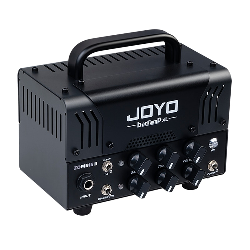 JOYO Zombie II Electric Guitar AMP Head Tube Bantamp XL Amplifier Preamp Foot Switch Heavy Distortion Sound Guitar Accessories enlarge