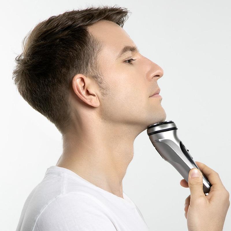 ENCHEN Blackstone Electric Shaver Men's Electric Razor Triple Blade Shaving Machines USB Rechargeable Beard Trimmer enlarge
