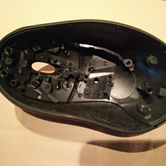 Nouvelle coque supérieure pour souris pour Logitech MX518/G400/G400S/MX500