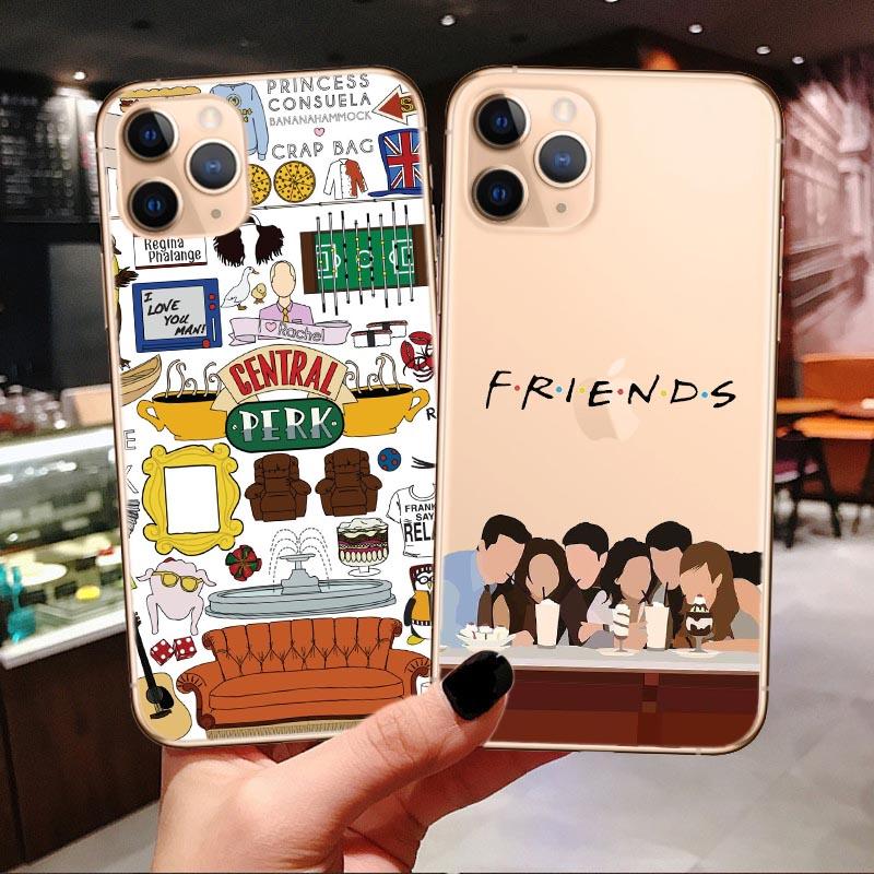 Центральный чехол для телефона с изображением кофейных друзей ТВ шоу для iPhone 11 Pro Max X XR XS Max 7 8 6 6s Plus how you doin Tpu