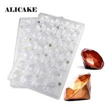 Moule en Polycarbonate plastique pour chocolat   Plateau décoration de gâteau, boulangerie pâtisserie outils de pâtisserie