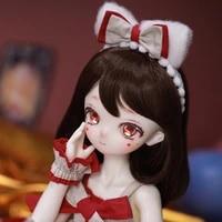 shuga fairy tamago 14 bjd anime figure doll resin toys for kids body model girls new full set gifts joint doll