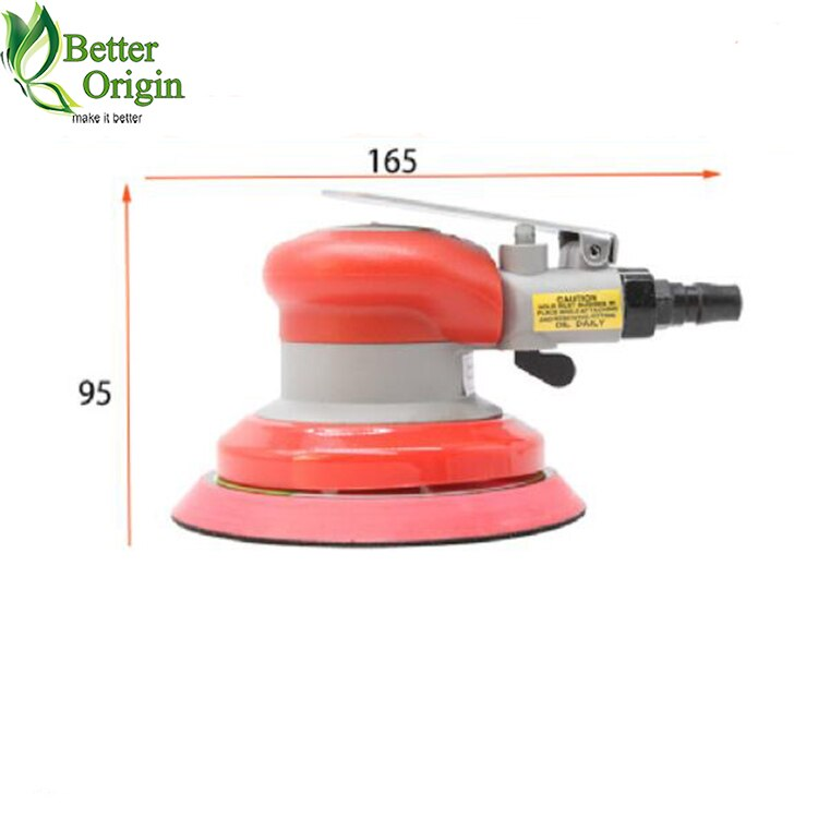 TON-PS03 pneumatic 2-inch mini air angle grinder polisher waxing machine enlarge