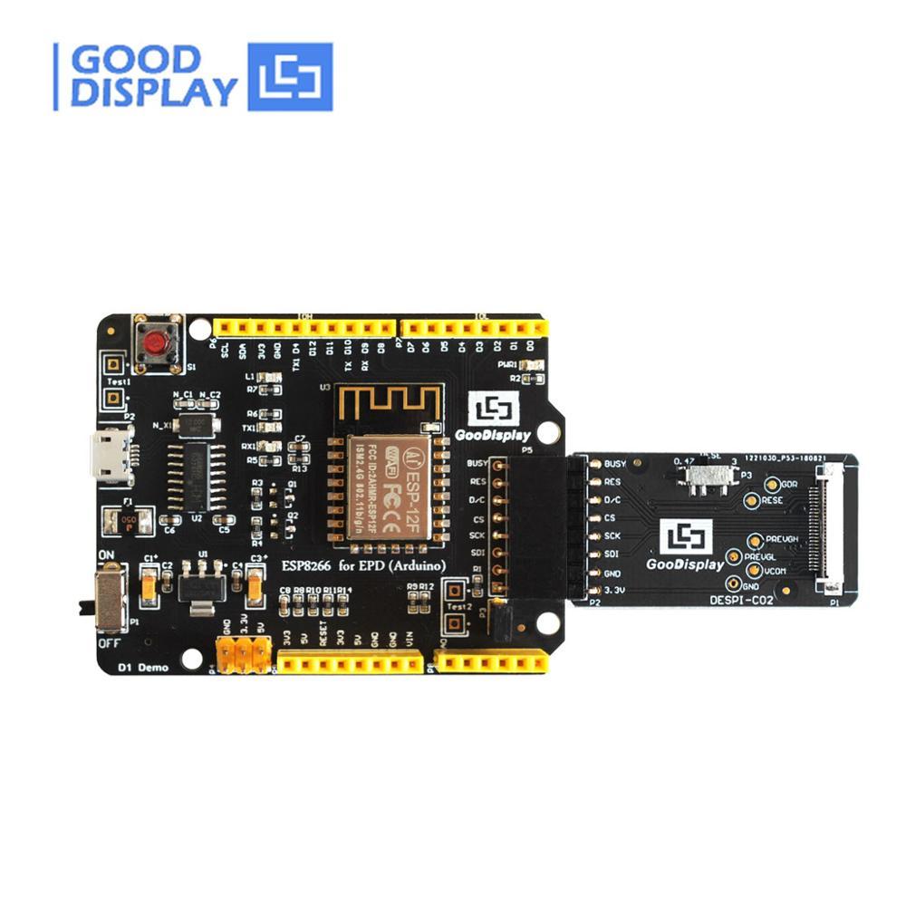 el-kit-de-demostracion-e-paper-es-compatible-con-la-plataforma-arduino-esp8266-para-la-pantalla-epd