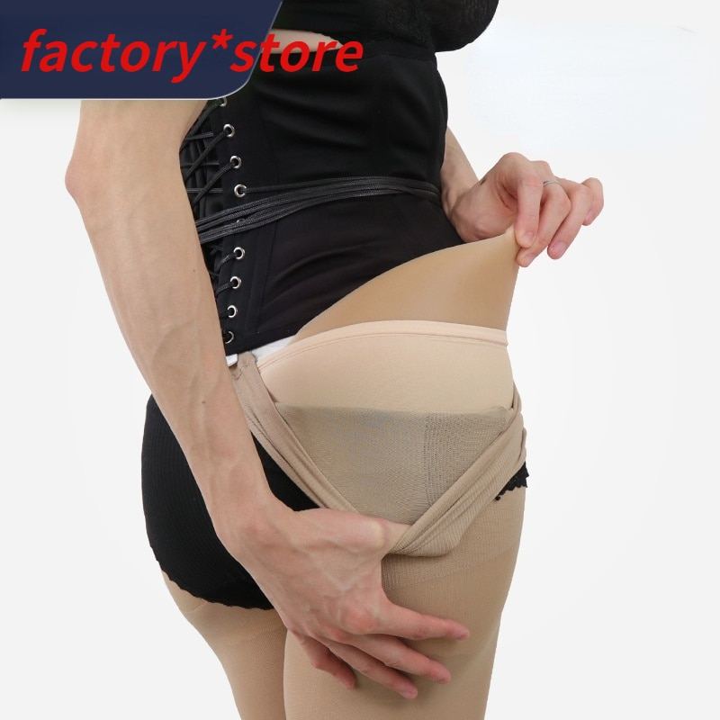 Silicone Hip Pads Body Shaper Butt Lifter Fake Ass Enhancer Fake Ass Enhancer Padding Hipster Wear For Crossdresser