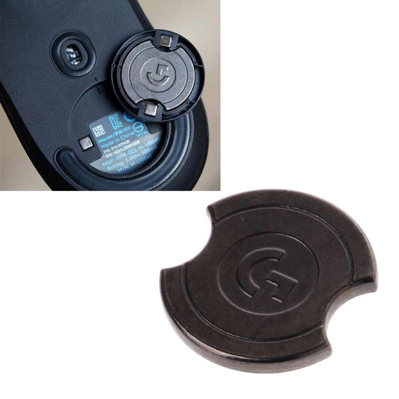 1 pieza de pesas de ajuste del ratón para el ratón inalámbrico gigitech G403 G703 G903/G PRO
