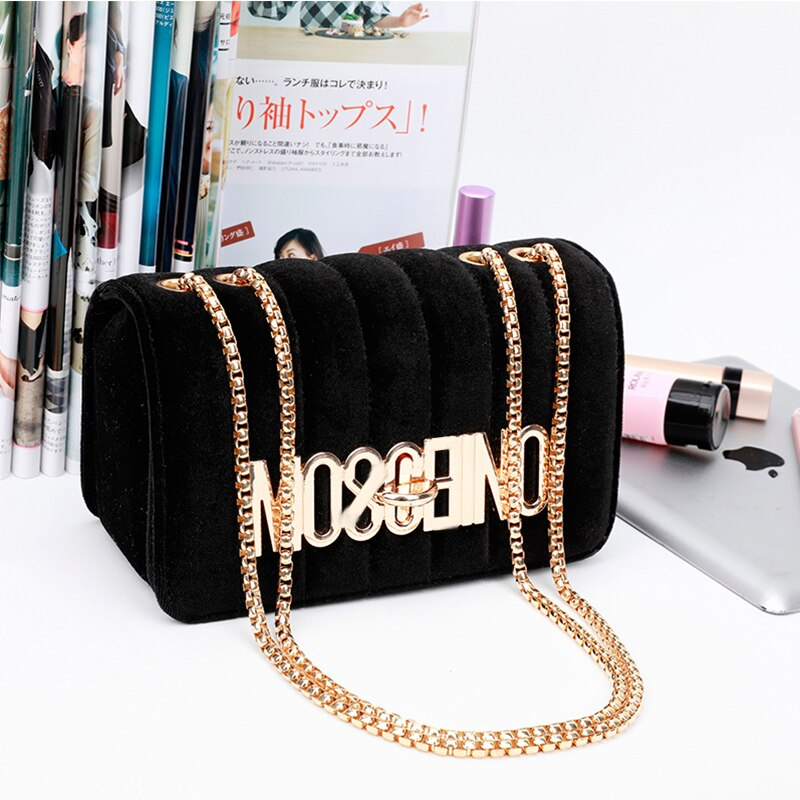 Handbag Women Famous Brand Luxury Handbag Fashion Samll Bags Classics Brand Chain Crossbody Shoulder Bags for Women 2020 New