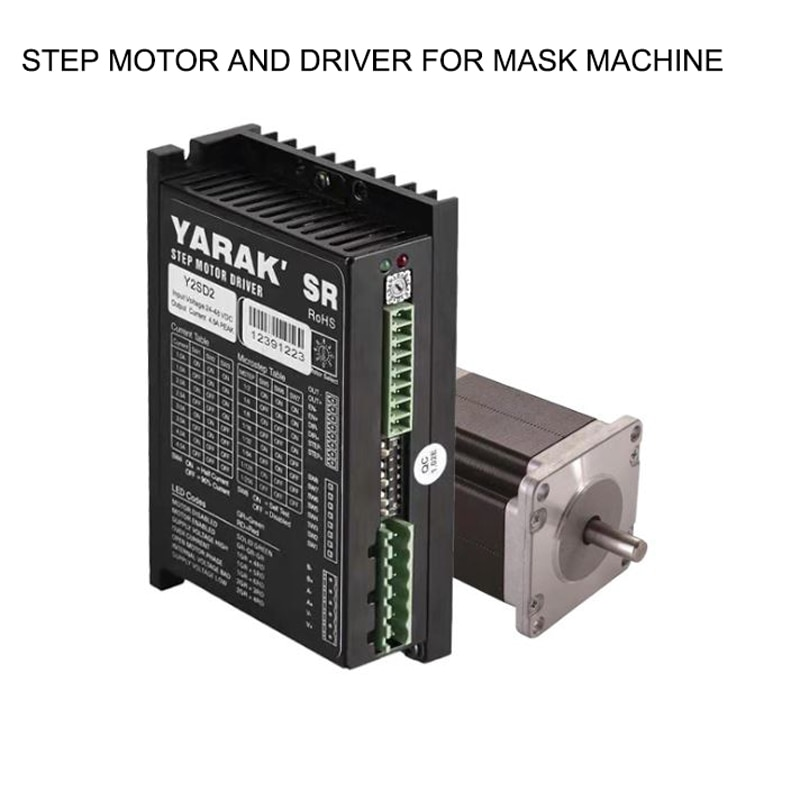 Fully automatic Mask machine Stepper motor Y07-59D1-17156 Y2SD2 stepper motor driver