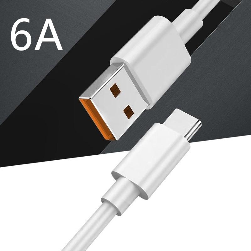 Para Xiaomi MI USB 3,1 tipo C Cable 1 6A Turbo rápido...