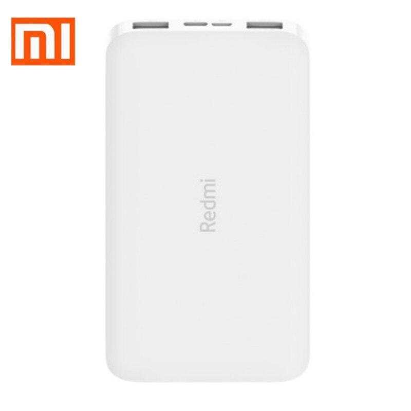 Batería externa Original Xiaomi Redmi 10000mAh 18W carga rápida 10000mAh cargador portátil de carga rápida
