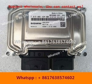 For F01R00DA9M 23517572 F01RB0DA9M Rongguang Car engine computer board/ME17 ECU/ FAW Senia R7 F01R00DBF7 3601015A4V7 F01RB0DBF7
