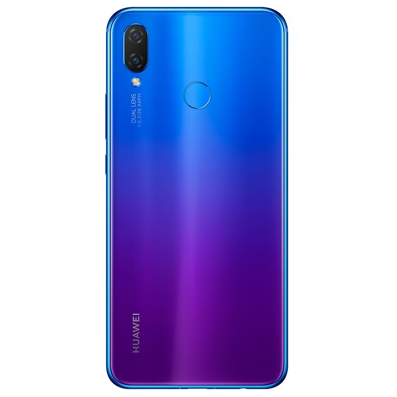 For HuaWei P smart+ / Huawei NOVA 3i smartphone 24.0MP 4 Cameras 4GB RAM 128GB ROM Kirin 710 Android 8.1