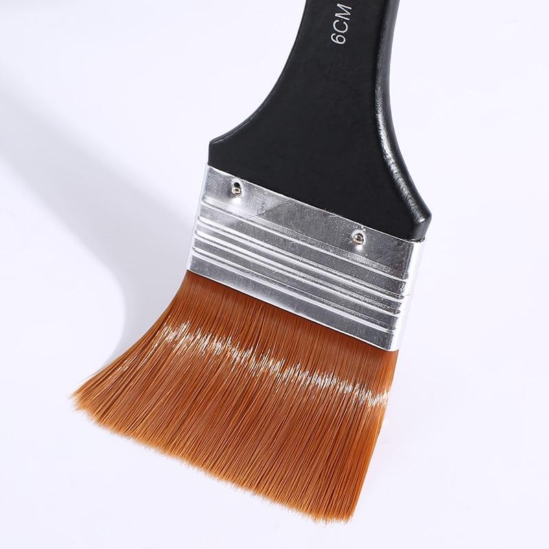 Marie cepillo de Pintura de Arte de Nylon Pinceles Para Acrilico Y...