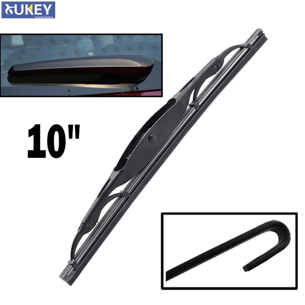 Xukey parabrisas trasero escobilla limpiaparabrisas para Opel Mokka para Chevrolet Trax Buick Encore 2019, 2018, 2017, 2016, 2015, 14