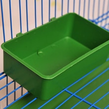 Boîte de douche, plateau à aliments multifonction pour oiseaux, baignoire perroquet pour animaux, boîte de douche sur pied, jouets pour animaux domestiques, produits de nettoyage