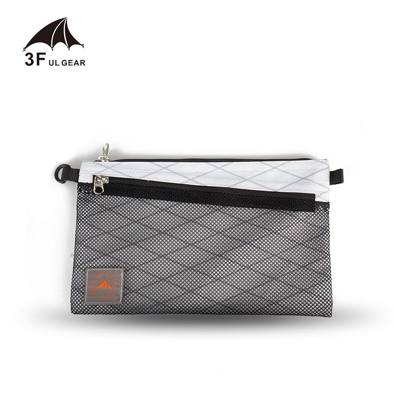 3F UL GEAR SPARROW X-PAC&UHMWPE  Travel Bag Sorting Bag Small Storage Bag