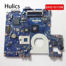 Hulics Original Für Samsung NP-R510 P510 Laptop Motherboard BA92-05150B BA92-05150A BA41-00921A DDR2