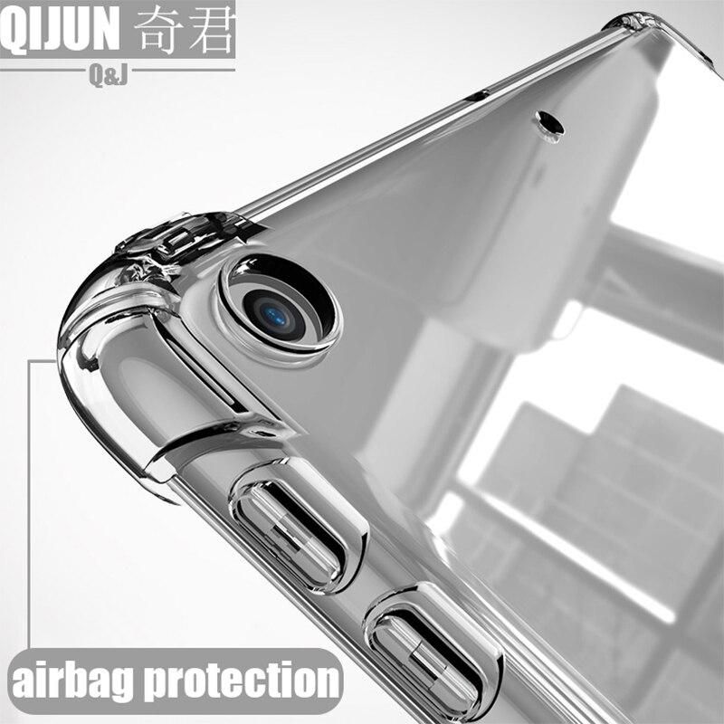 Coque de protection transparente en Silicone souple pour Apple ipad Air 2, 9.7 pouces, coque pour Airbag, coque pour Air2 A1474 A1475 A1476
