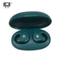 KZ S1D S1 TWS inalámbrica auriculares Bluetooth 5,0 dinámico inalámbrico Bluetooth E10 T1 C12 ZSX ZSN ZST