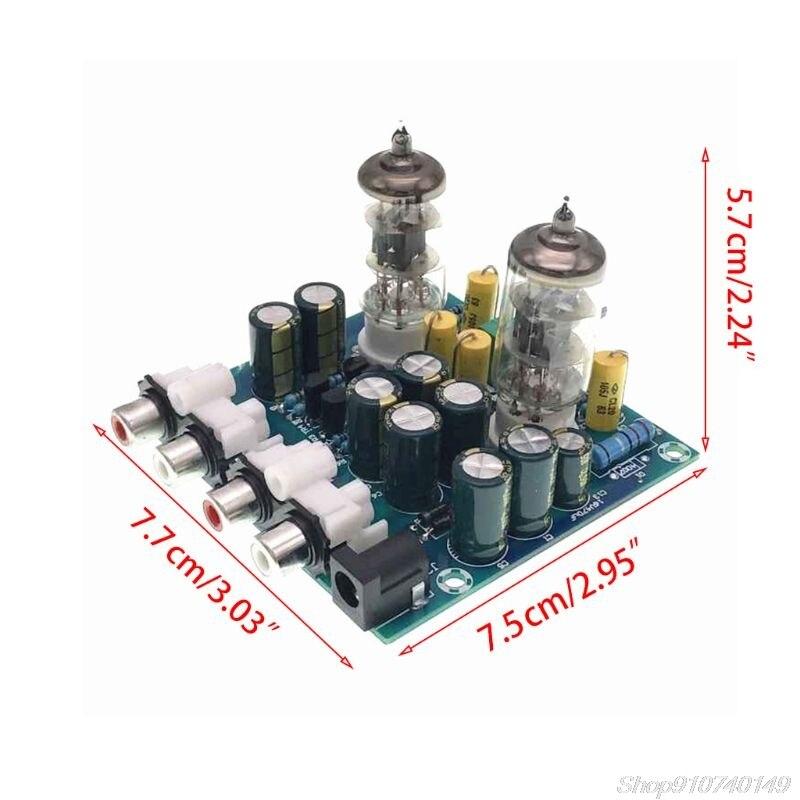 6J1-tarjeta de Amplificador de tubo, tarjeta de Audio, preamplificador, Bile Buffer, bricolaje,...