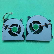 Nueva CPU GPU refrigerador OEM ventilador para Asus ROG G750 G750JH G750JM G750JZ G750V G750JS G750JW ET2321 V230IC radiador espesor 14mm