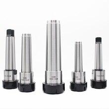Morse taper cone MT1 MT2 MT3 MT4 ER11 ER16 ER20 ER25 ER32 ER40 collet chuck Holders,CNC machine tools holder lathe Free shipping