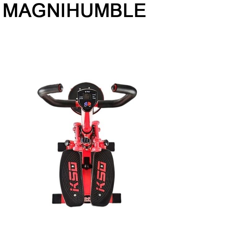 Máquina de Ejercicio deportiva para el Hogar, equipo de Ejercicio para Step...