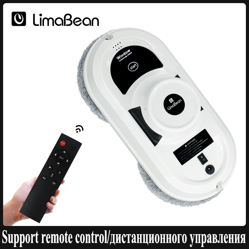 Electric Window Cleaner Robot Vacuum Cleaner Window Cleaning Robot limabean Automatic Glass Cleaner Window Washer Limabean KJC1