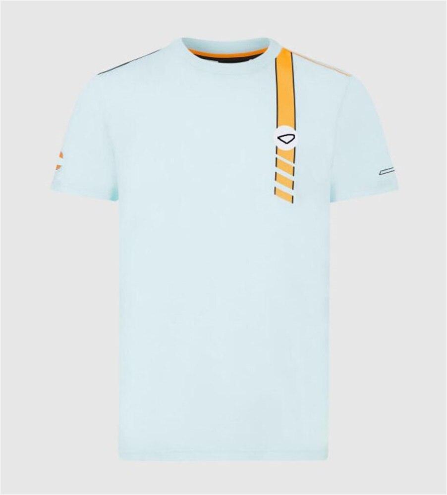 Гоночный костюм F1 формула 1, футболка с коротким рукавом F1, командный костюм на заказ в том же стиле
