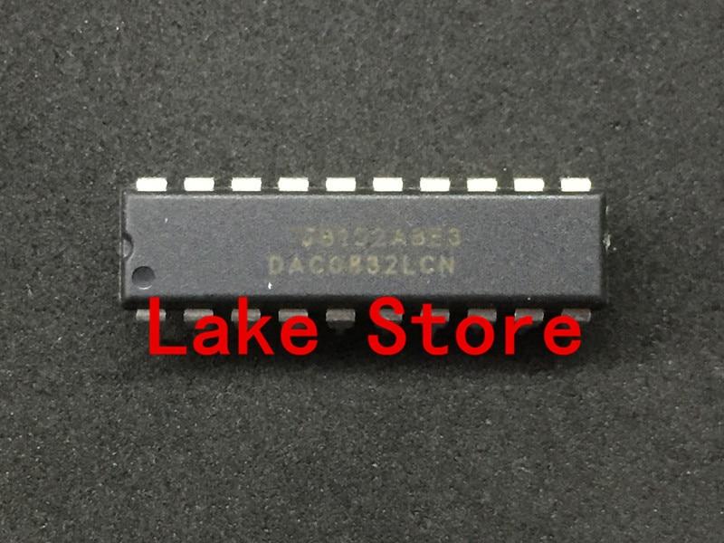 Uds 1 DAC0832LCN DAC0832 DIP