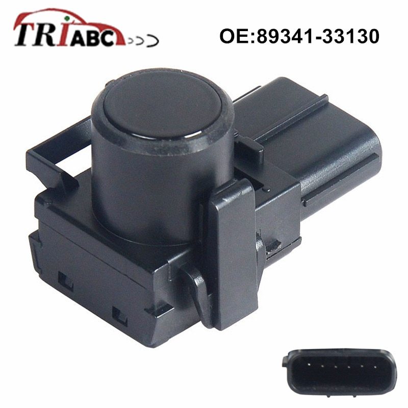 89341-33130 PDC Parking Sensor For Toyota Corolla Verso ZER ZZE12 R1 Anti Radar Detector Parktronic Distance Control 8934133130