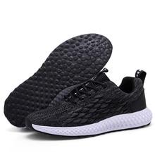 Men Sneakers 2020 Breathable Hollow Men Running Shoes Cheap Cushion Sport Shoes air mesh mens gym sn