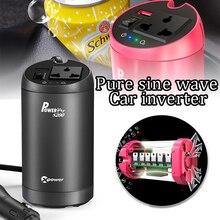 GAOXIN – onduleur à onde sinusoïdale Pure pour voiture, 12 v 220 v 12 v 220 v cc à AC, convertisseur de tension pour véhicule, Purification de lair