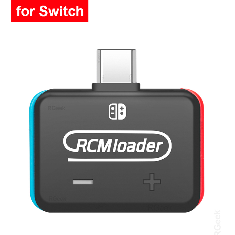 V5 RCM Loader Auto Clip Jig Tool Dongle Kit For Nintendo Switch NS