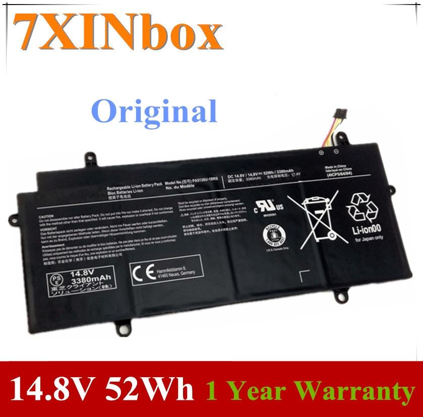 7XINbox 14,8 V 52wh PA5136U-1BRS PA5136U батарея для Toshiba Satellite Z30 Z30-A Z30-B K10M K02M K20M Z30-C Z30-A1301